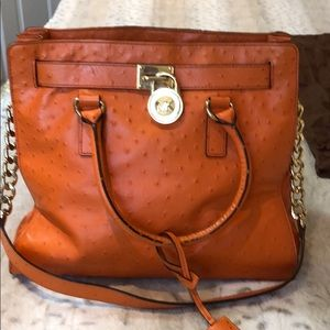 Michael Kors Hamilton purse